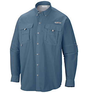 Men's PFG Bahama™ II Long Sleeve Shirt-Tall