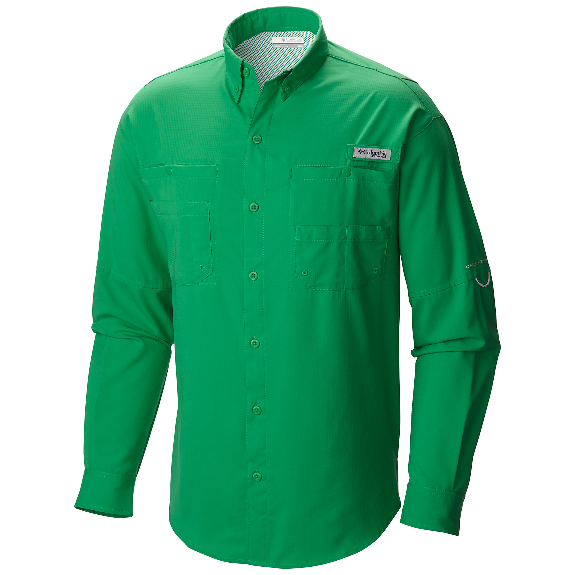 photo: Columbia Tamiami II Long Sleeve Shirt hiking shirt