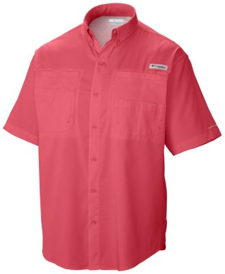 photo: Columbia Men's Tamiami II Short Sleeve Shirt hiking shirt