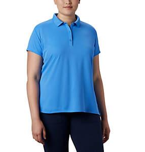 Women's Innisfree™ SS Polo - Plus Size