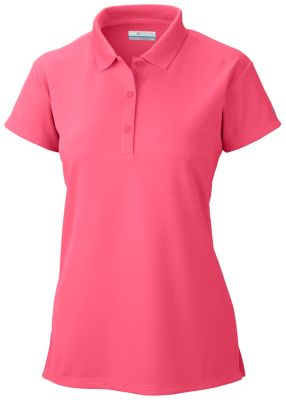 Women's Innisfree™ SS Polo - Plus Size