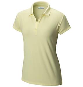 Women's Innisfree™ Short Sleeve Polo Shirt - Plus Size