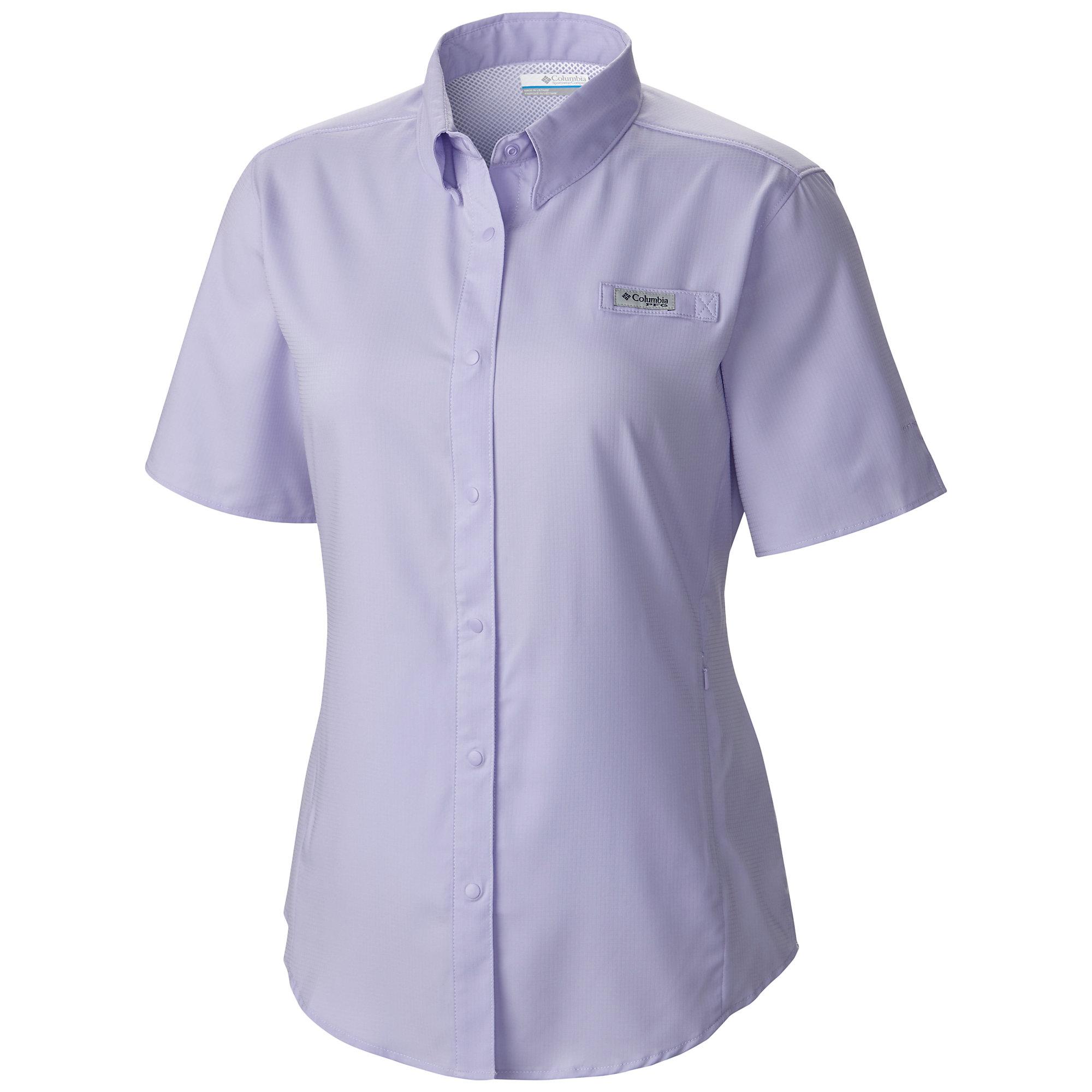photo: Columbia Women's Tamiami II Short Sleeve Shirt