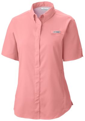 photo: Columbia Women's Tamiami II Short Sleeve Shirt