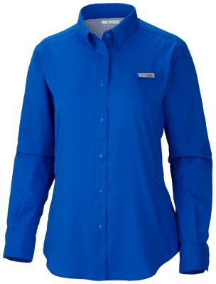 Women's PFG Tamiami™ II Long Sleeve Shirt — Extended Size