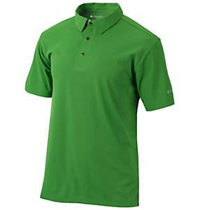 Men's Snap Placket Golf Polo