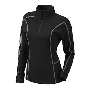 Women's Omni-Wick™ Shotgun Golf 1/4 Zip