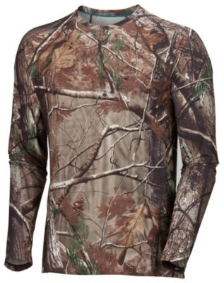 Men's PHG™ Camo Baselayer Midweight Long Sleeve Top