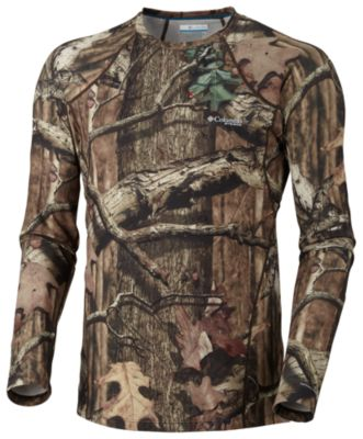 photo: Columbia PHG Camo Baselayer Midweight Long Sleeve Top base layer top