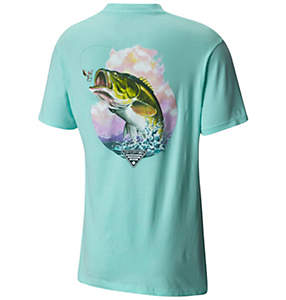 Men's PFG Flanker Short Sleeve Tee Shirt