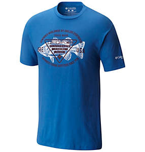 Men's PFG Freddy Short Sleeve Tee Shirt