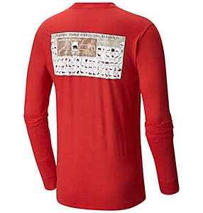 Men's PHG Periodic Chart Long Sleeve Tee Shirt