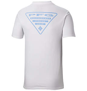 Men's PFG Triangle Short Sleeve Tee Shirt