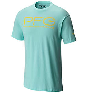 Men's PFG Hooks Cotton Tee Shirt