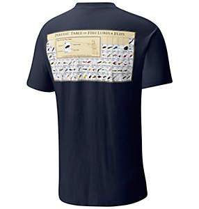 Men's PFG Periodic Chart Short Sleeve Tee Shirt