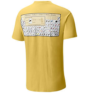 Men's PFG Periodic Chart Short Sleeve Tee Shirt