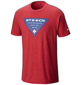 Men's PHG Croker Cotton Blend Tee Shirt