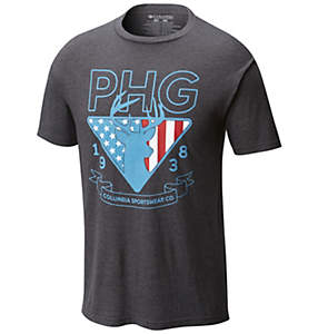 Men's PHG Word Cotton Tee Shirt