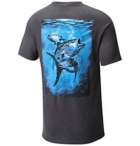 Men's PFG Diego Cotton Tee Shirt