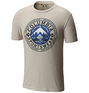 Men's Adventure Solitute Short Sleeve Tee Shirt