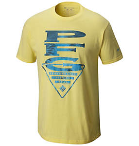 Men's PFG Swirly Cotton Tee Shirt