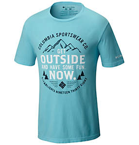 Men's Lynch Cotton Tee Shirt