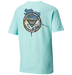Men's PFG Blues Tee Shirt S/S