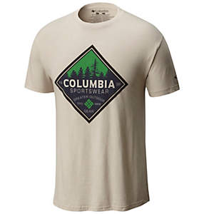 Men's Sawtooth Cotton Blend Tee Shirt