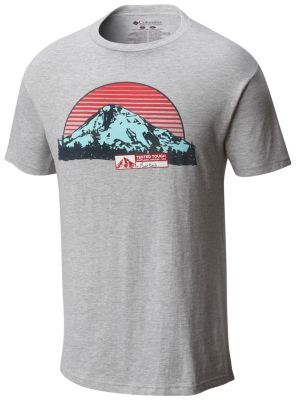 Columbia Men's Tough Cotton Blend Tee Shirt