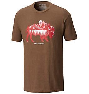 Men's Autumn Cotton Tee Shirt S/S