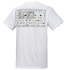 Men's Periodic Hunting Chart™ Short Sleeve — Tall