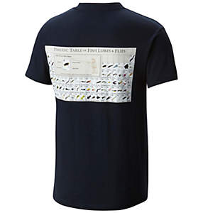 Men's Periodic Chart™ Short Sleeve Tee — Tall