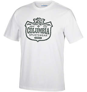 T-shirt CSC Mountain Shield™ Homme