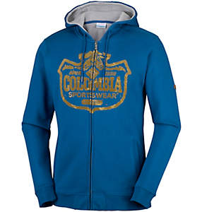 Men's CSC Mountain Shield™ Full Zip Hoodie