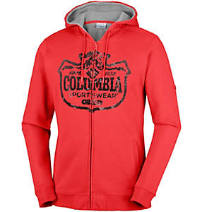 Sweat à capuche zippé CSC Mountain Shield™ Homme