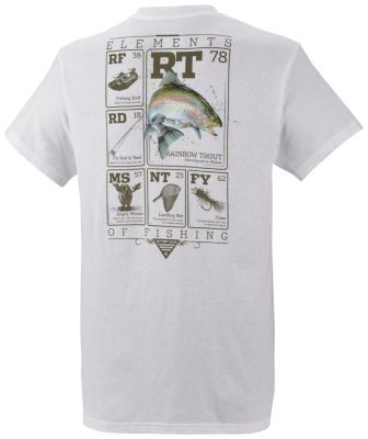 Men's PFG Elements II™ Short Sleeve Tee