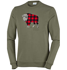 CSC Check The Buffalo™ Crew Sweatshirt