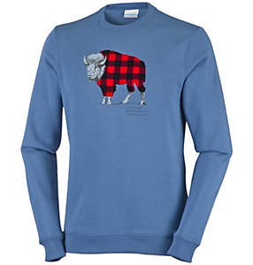 CSC Check The Buffalo™  Crew Sweatshirt für Herren
