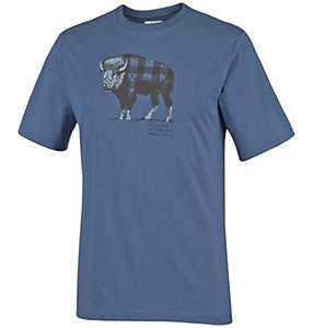 T-shirt à manches courtes CSC Check The Buffalo™ II Homme