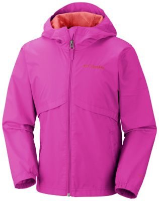 Girls' Windy Explorer™ Jacket - Toddler