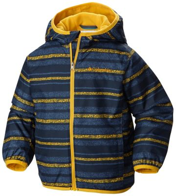 photo: Columbia Kids' Pixel Grabber II Wind Jacket