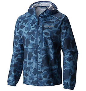 Flash Forward™ Windbreaker Herren - bedruckt