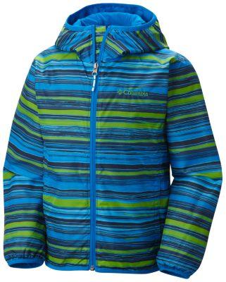 Kids' Pixel Grabber™ II Wind Jacket