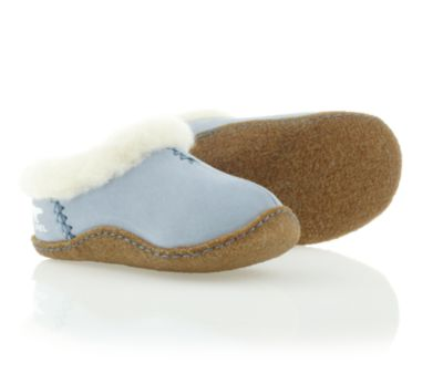 Children's Suede Nakiska™ Slipper