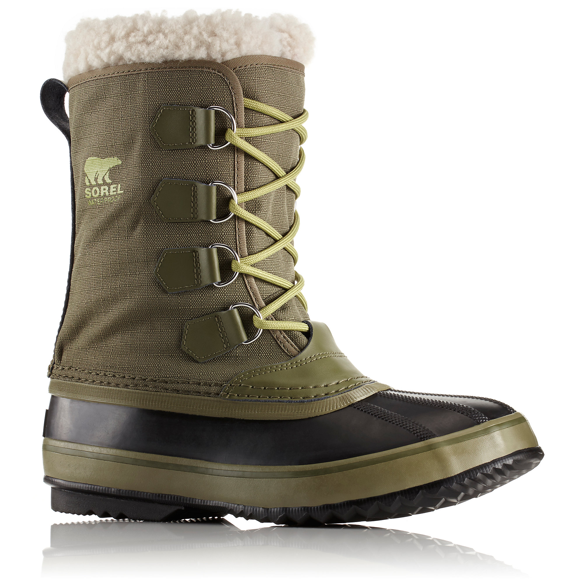 Sorel 1964 PAC  NYLON  383  7-