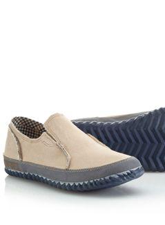 Men's Sorel™ Canvas Moc Shoe