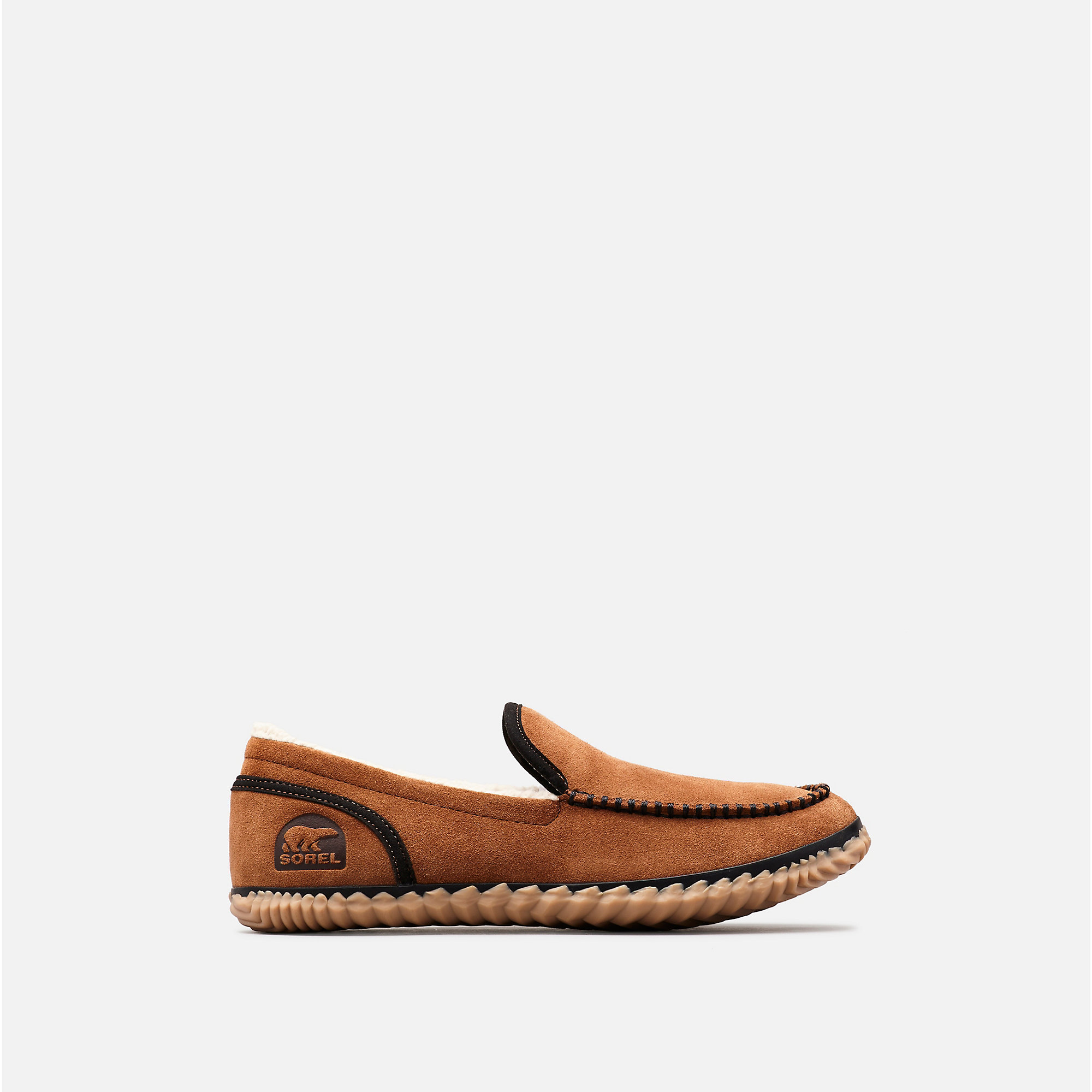 ce0e320b1da ... Men s Slippers UPC 803298680325 product image for Sorel SOREL DUDE MOC  12- Brown