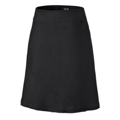 photo: Mountain Hardwear Better Butter Skirt hiking skirt