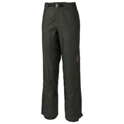 photo: Mountain Hardwear Women's Quasar Pant waterproof pant