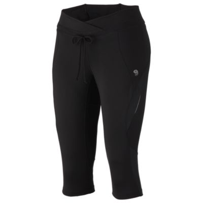 photo: Mountain Hardwear Mighty Power Capri performance pant/tight